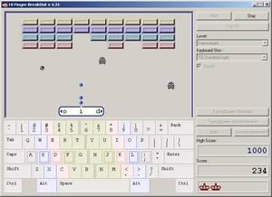 ALL the touch-typing tutors! Freeware, shareware, online, direct ...