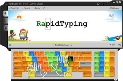 Learn fast typing download